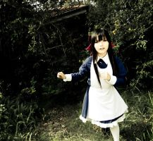 Mad Father Cosplay - Ayaaaaa Doko ni iru Kana?~ by DatAsianChick