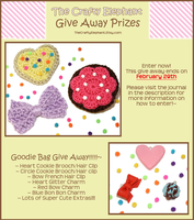 Give Away Prizes by moofestgirl