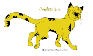 Coalstripe breedable tom by thenextbest