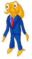 Octodad by ThumbzDown