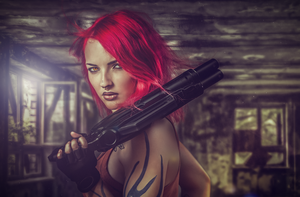 Borderlands 1 by yjoda