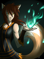Let My Fire Burn ::Commission:: by Octeapi