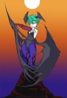 Darkstalkers: Lilith by ExtraBlade