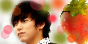 Sungmin Strawberry by Heedictated