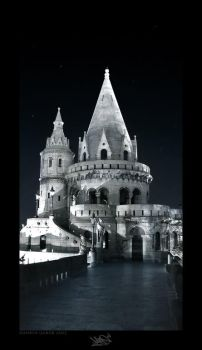 Fishermen's Bastion by nonsensible