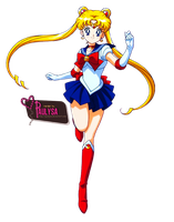 Sailor moon 2 by Paulysa