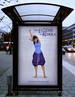 Fake Legend of Korra Book Two Poster by kaniphish