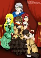 Servant of Evil Harvest Moon Version by hamu2