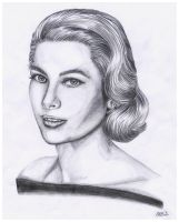 Grace Kelly by angel-ann