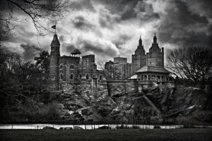 Central Park by almiller