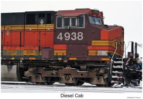 Diesel Cab XLVI by hunter1828