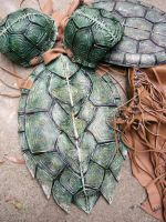 """i like turtles"" fake shells by LilleahWest"