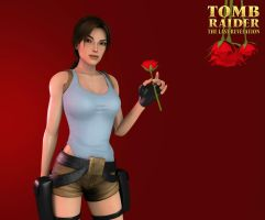 Lara Croft - The Last Revelation by AlexCroft25
