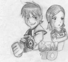 Ben 10 by minamongoose