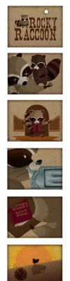 Rocky Raccoon by BaBaKaNuSh-13