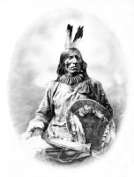 FOOL BULL, Sioux medicine man by wendelin