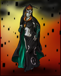 + True Form Midna + by Clopina