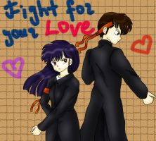 Fight for Love by soraruri