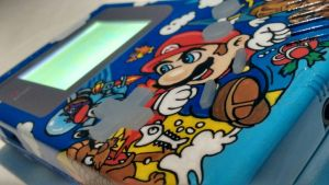 GameBoy Super Mario Mod  by sugarnhoney