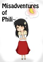 APH: Misadventures of Phili by Piri-tan