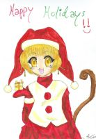 Holiday Purin by Tamao