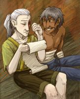 Jet + Zuko - Pervy Old Men by AliWildgoose