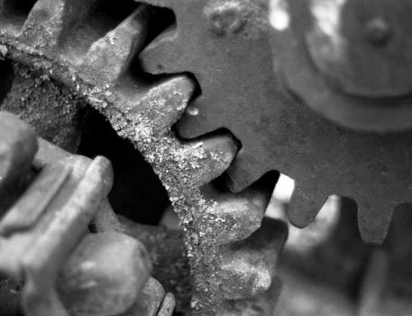 Cogs in the machine by clintintin