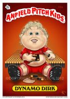 Dynamo Dirk - Anfield Pitch Kid by kitster29