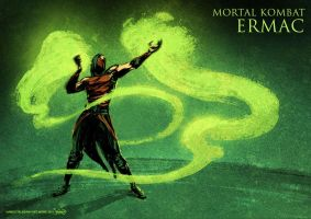 Ermac by hamex