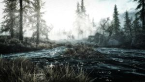 Into the Mists of Skyrim by Solace-Grace