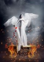The fall of angels. by dudeckaya