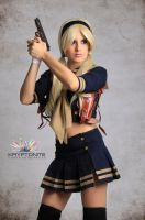 Babydoll Cosplay - Sucker Punch by umicosplays