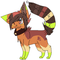 20 point adoptable -CLOSED- by bronzefish678