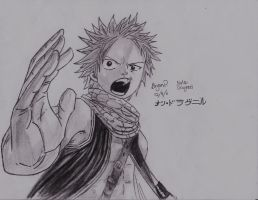 Natsu Dragneel by crazyname15
