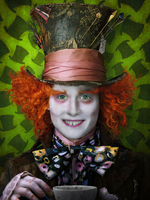 Me as Mad Hatter by Green-Romance
