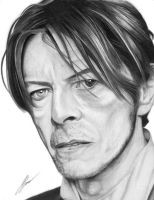 David Bowie by jimbo101