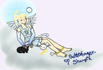 art request- ssammyssunshine by Butterfinger-Sharpie