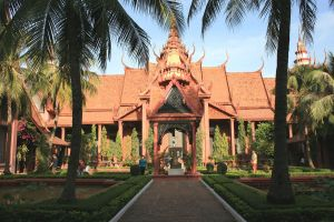 National Museum Cambodia by AbsyntheMyndedArt