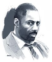 DCI Luther by D-MAC