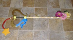 Kairi Keyblade completed by catnip23