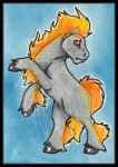 Chibi Watercolors: Nightmare 2015 by AirRaiser