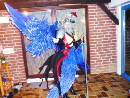 Sephiroth KH2 Test Photo 2 by Chaos-Sephi