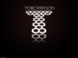 Torchwood Wallpaper New logo by Sostopher