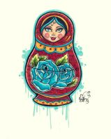 Russian Doll by Metalhead99