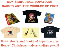 Topatoco Christmas by Pocketowl