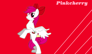pinkcherry wallpaper 2 by tunouno