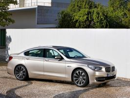 BMW 5 Series by Car-Mad-Mike
