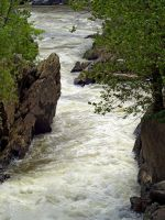 Great Falls of the Potomac 18 by Dracoart-Stock
