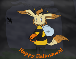 Happy Halloween from Mimi by Princess-Hanners