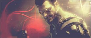 Adam Jensen_2 by Holstea
